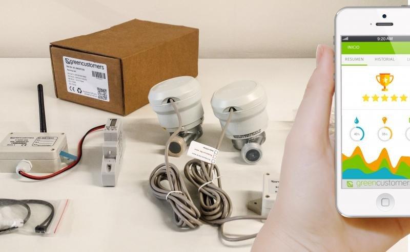 Un kit de ahorro energético para habitaciones de hotel. Imagen: GreenCustomers