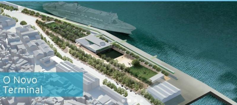 Lisboa inaugura nueva terminal y prevé alcanzar 1,5 M de cruceristas