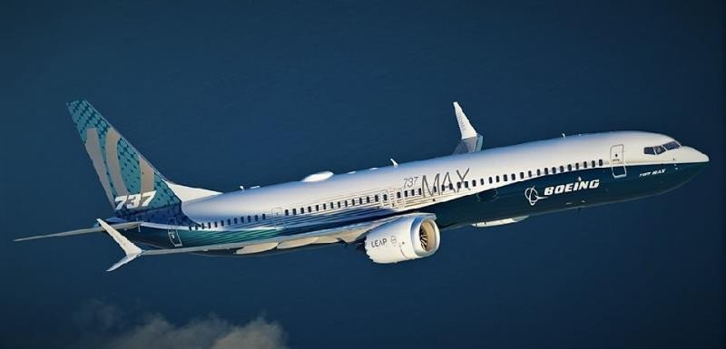 Boeing: pedido histórico del avión con el coste por asiento más eficiente