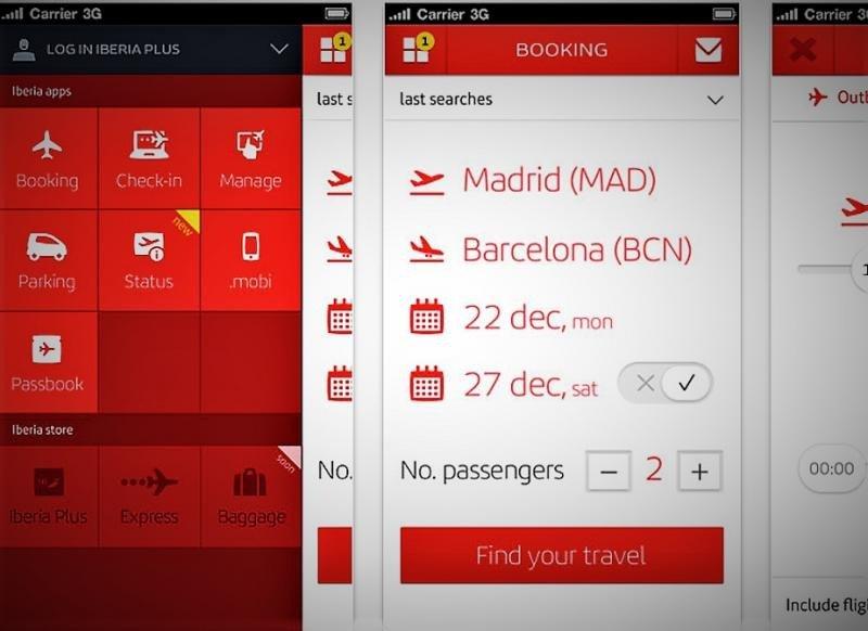 Iberia incorpora a su App el descuento de residente y de familia numerosa