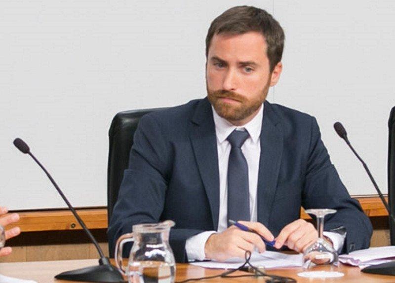 El consejero de Turismo, Cultura y Deportes del Gobierno de Canarias, Isaac Castellano.