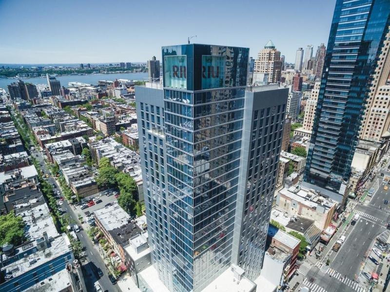 Imagen del Riu Plaza New York Times Square.