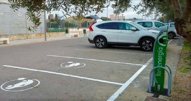 Todos los coches de alquiler de Baleares serán eléctricos en 2030