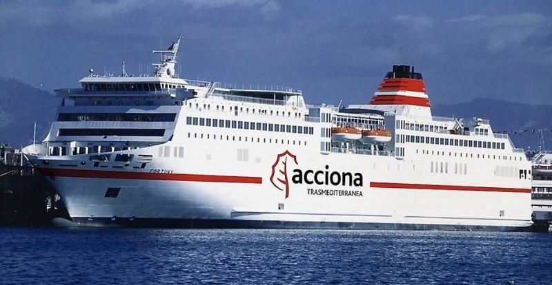 Trasmediterránea: comunicación digital para mejorar la experiencia a bordo