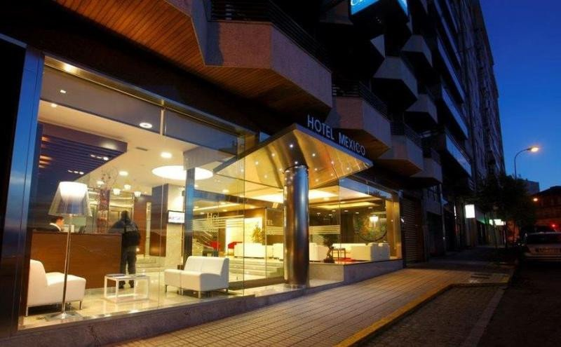 Barceló incorporará el hotel México de Vigo bajo la marca Occidental