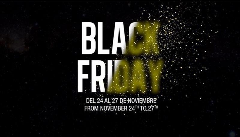 Sercotel ofrecerá descuentos de hasta el 50% con motivo del Black Friday