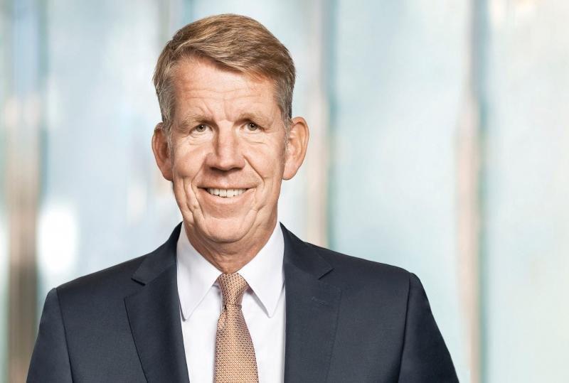 El CEO de TUI, Friedrich Joussen.
