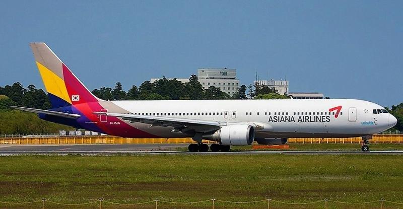 Asiana Airlines prepara la ruta Barcelona-Seul para el verano 2018