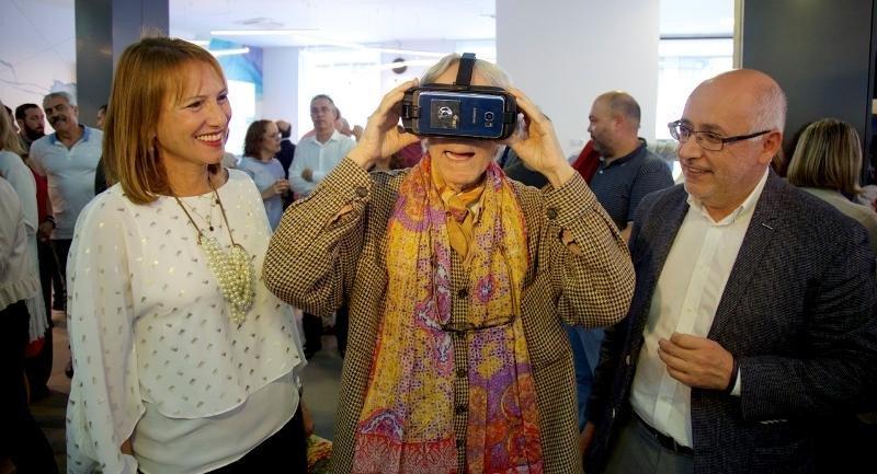 Las gafas de realidad virtual comienzan a llegar a las oficinas de turismo