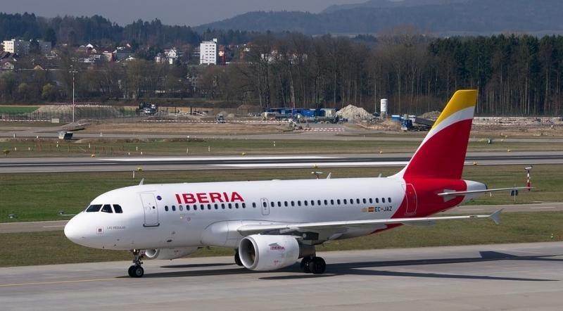 Iberia aumenta su oferta entre Madrid y Milán un 30%