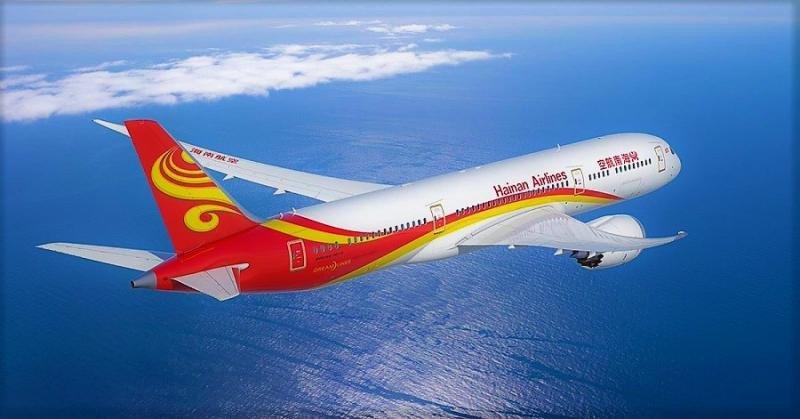 Primer vuelo de China a EEUU propulsado por aceite de cocina reciclado