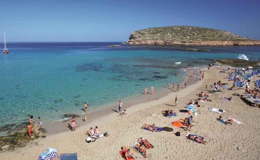 Ibiza ya viene ejerciendo las competencias de turismo.