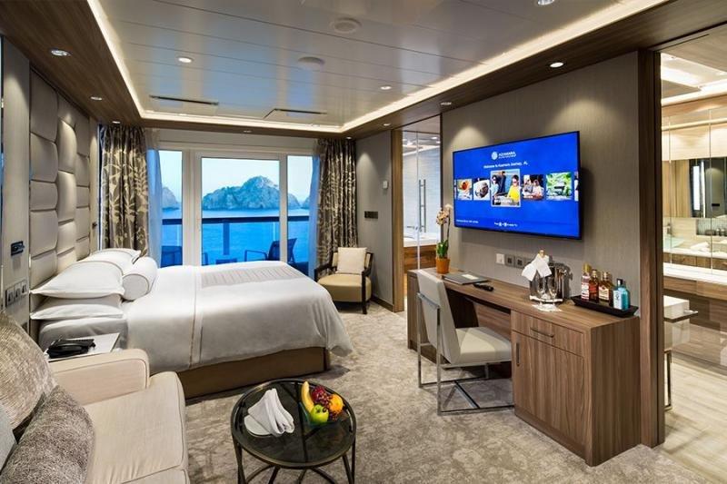 El crucero de lujo Azamara Pursuit tendrá su base en Barcelona