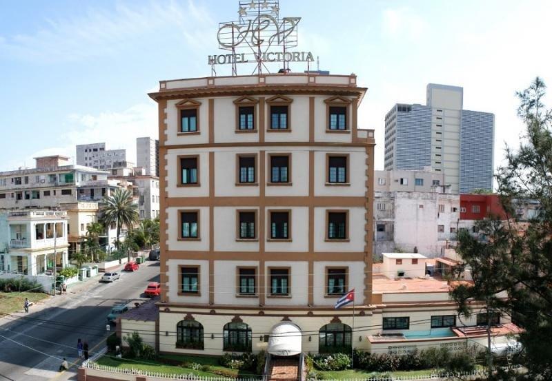 NH operará desde enero el hotel Victoria de La Habana