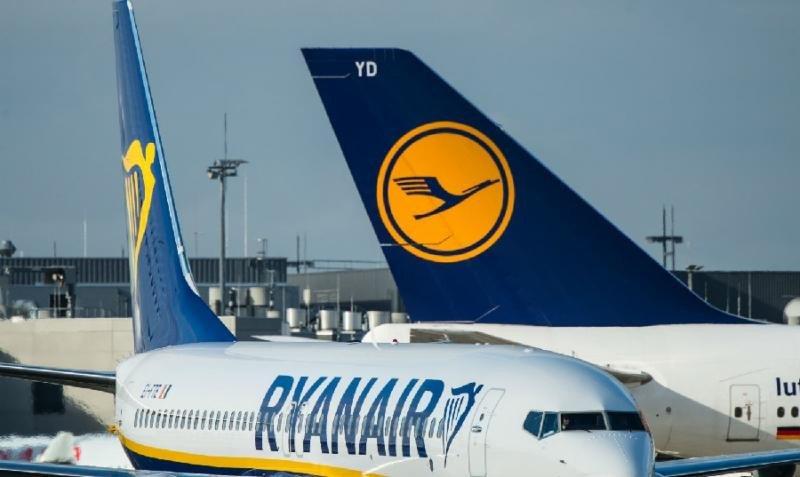 Lufthansa recupera su liderazgo europeo en tráfico que le quitó Ryanair (Foto: DPA).