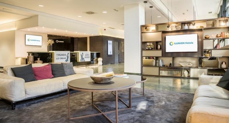 El hotel Ilunion Pío XII obtiene la certificación como Centro Especial de Empleo