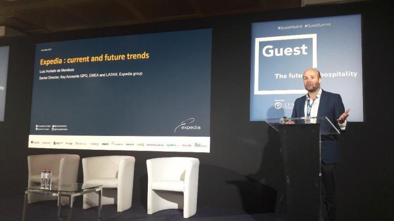 Luis Hurtado de Mendoza, de Expedia, incidió en la 'extrema complejidad' del mundo de la distribución.