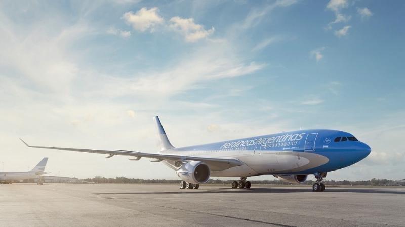 Aerolíneas Argentinas deja de volar a Barcelona