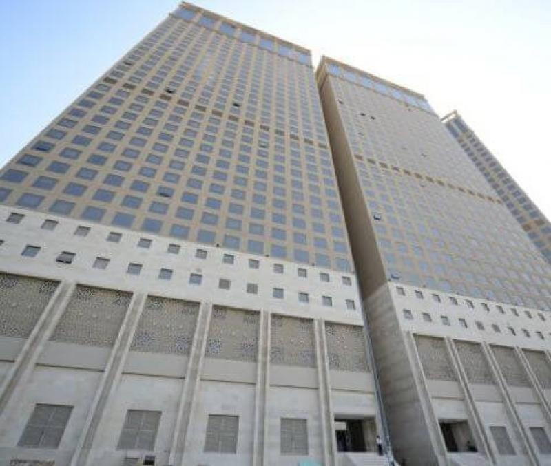 Holiday Inn Makkah Abraaj Al Tayseer.