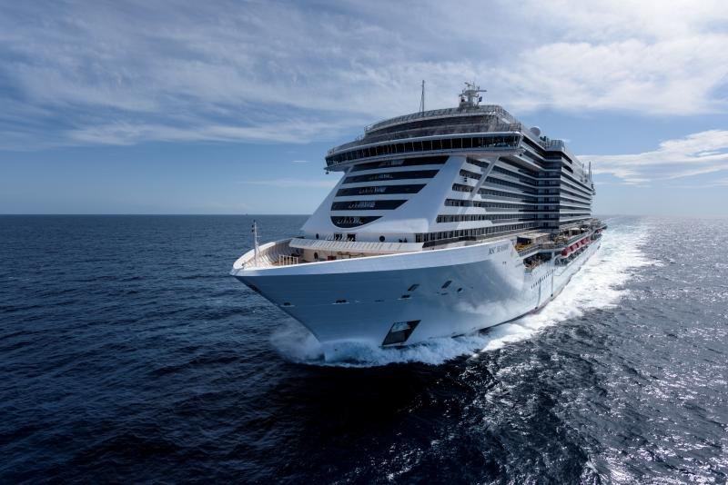 MSC invertirá 1.800 M € en dos nuevos buques Seaside EVO