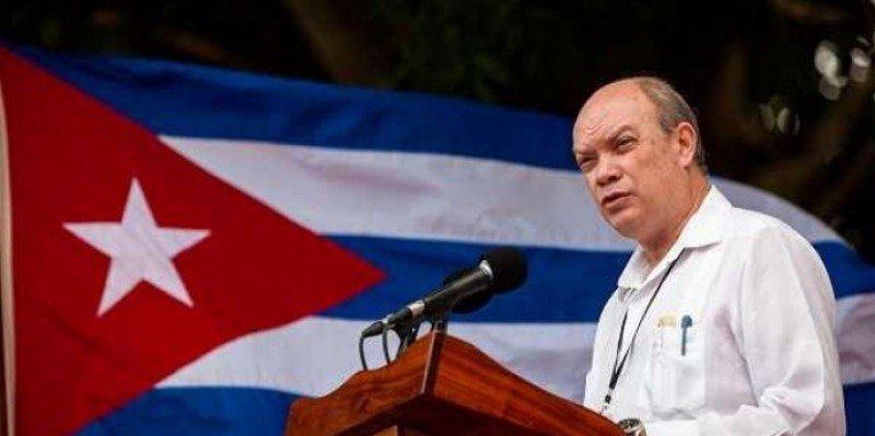 El ministro cubano de Comercio Exterior, Rodrigo Malmierca