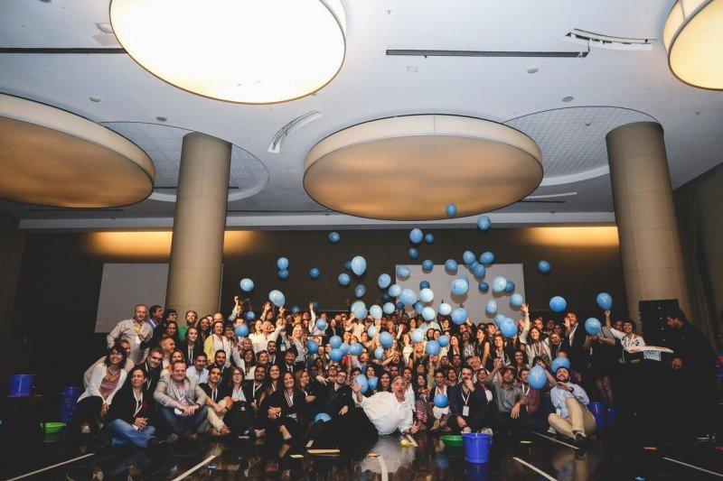 Más de 500 agencias independientes del Grupo GEA se reunieron en Buenos Aires.