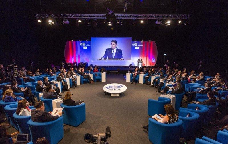 El tema de la reunión de ministros de este año en la WTM será la saturación turística: 'overtourism'.