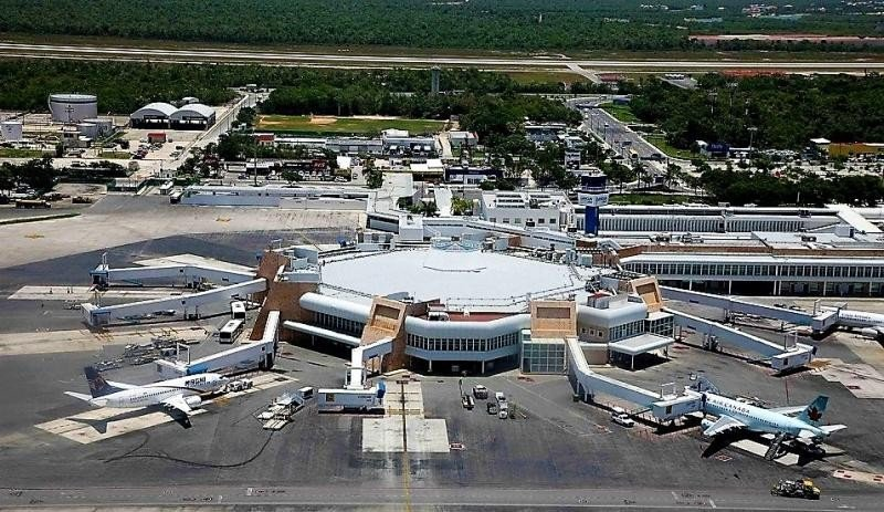 Aeropuerto de Cancún amplía su capacidad a 31 millones de pasajeros