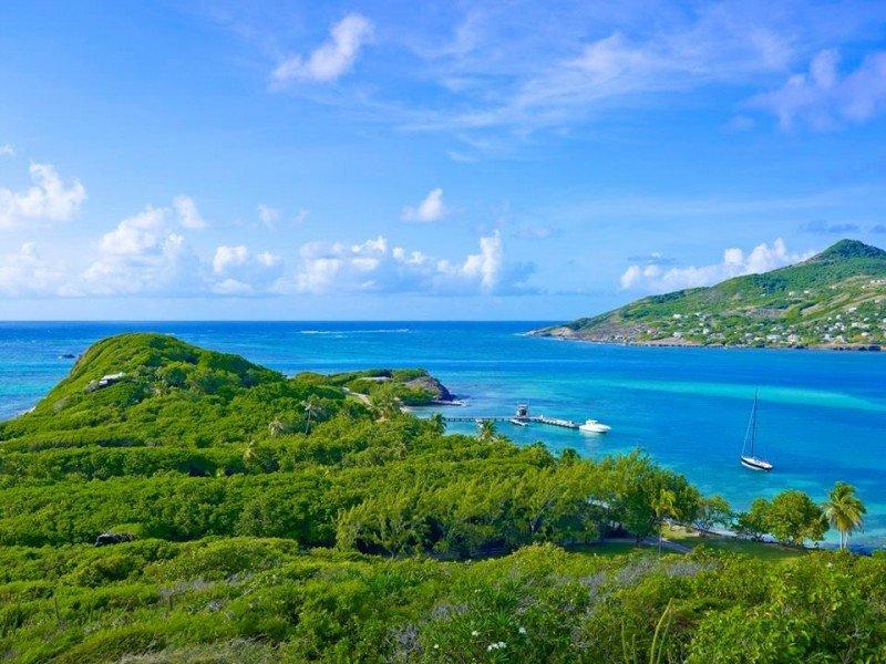 San Vicente y las Granadinas. Foto: @DiscoverSVG