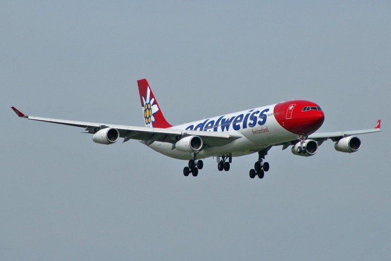 Edelweiss volará entre Buenos Aires y Zurich en 2018