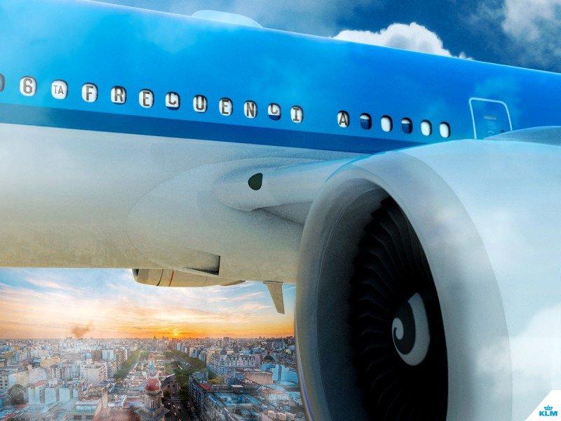 KLM con una sexta frecuencia entre Buenos Aires y Ámsterdam