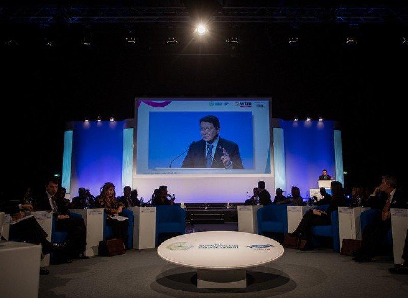 La Cumbre Ministerial de la OMT reunió a líderes de unos 60 países en Londres. Foto: OMT.