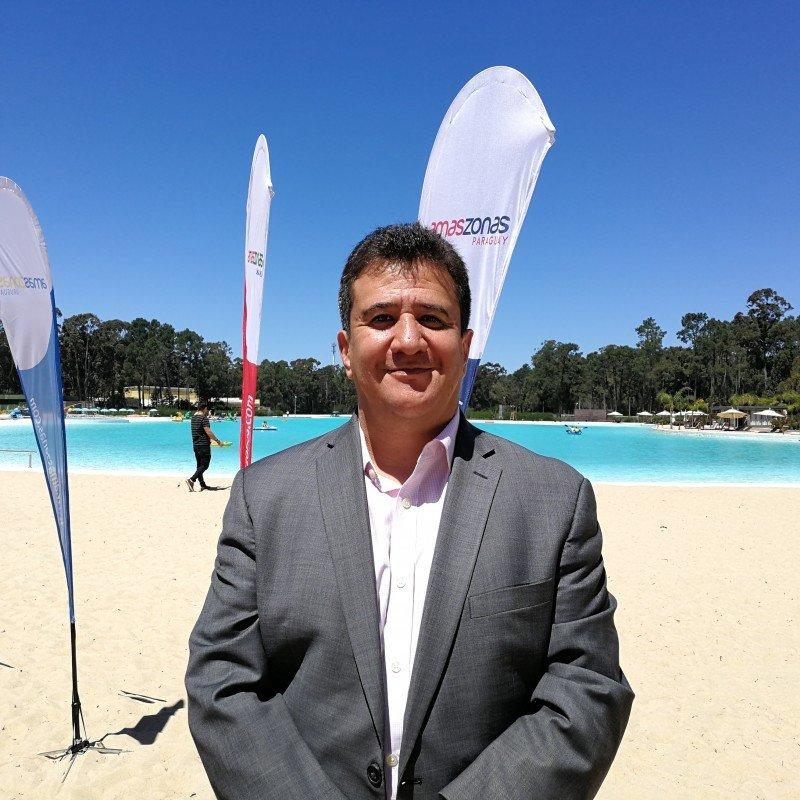 Luis Vera, Vicepresidente de Amaszonas.