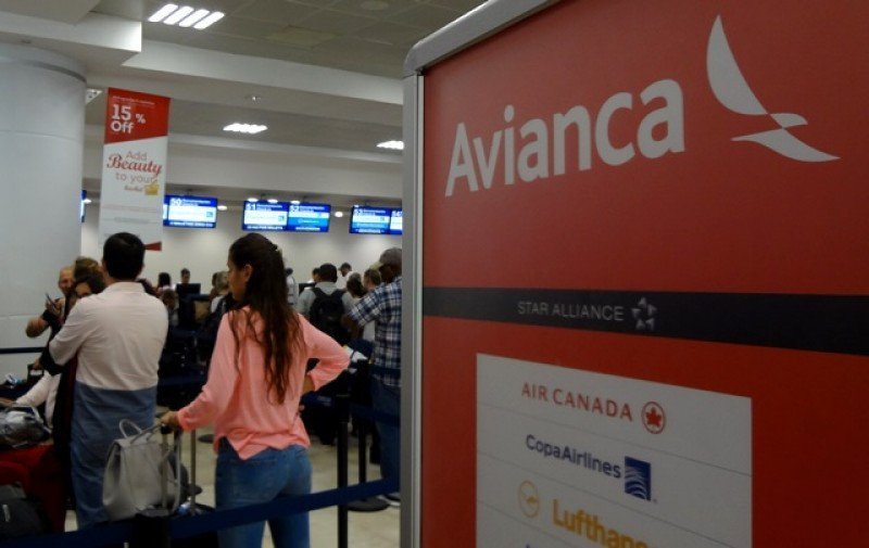 Avianca  recompone su operación en Colombia tras la huelga de pilotos. Foto: J. Lyonnet (Archivo)