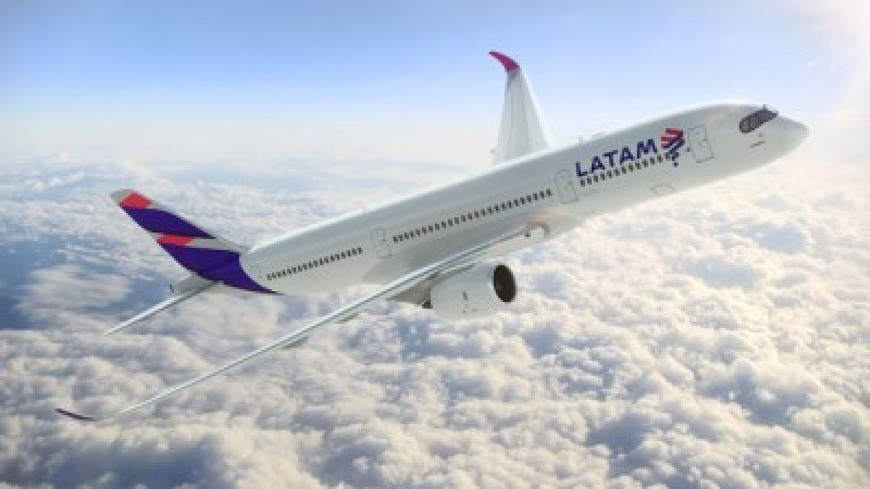 LATAM conectará Sao Paulo con Mendoza y Tucumán