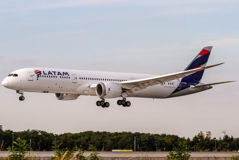 LATAM Argentina sin vuelos este jueves
