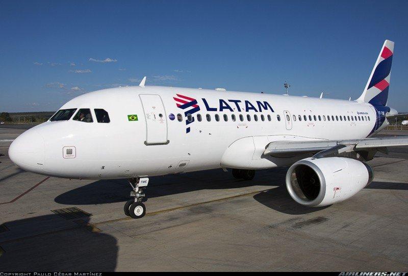 Multan a chilena LATAM por admitir pasajero sin visado