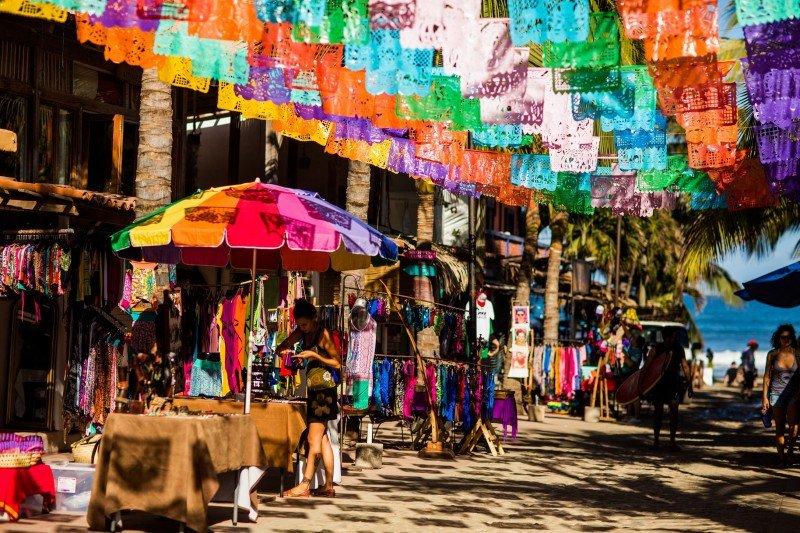 Riviera Nayarit es uno de los destinos de sol y playa que quieren ganar mercado argentino.