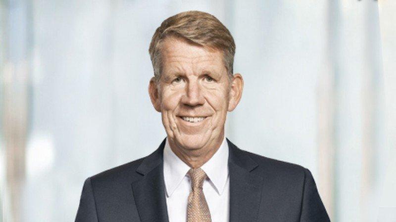Fritz Joussen, presidente del consorcio TUI.