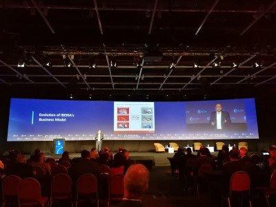 Luis Gallego participó del Forum de ALTA, donde habló de la evolución de Iberia.