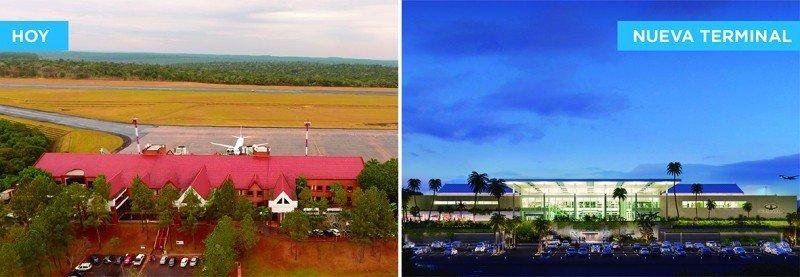 Comienzan las obras para renovar el Aeropuerto de Iguazú