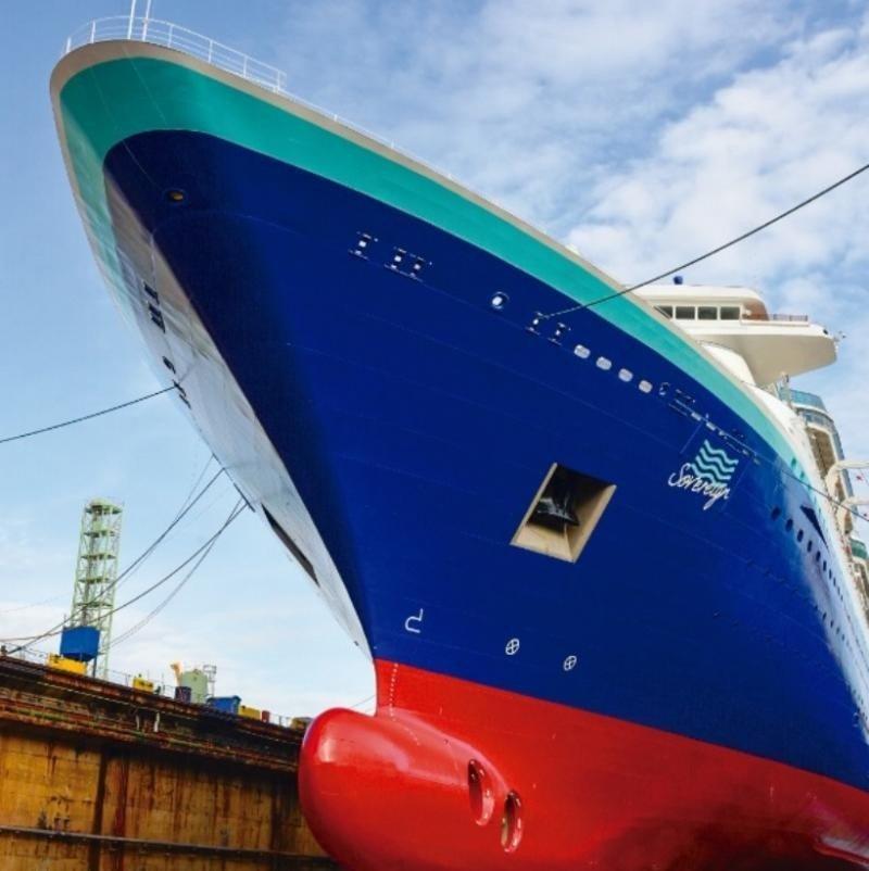 Pullmantur invierte casi US$ 24 millones en la renovación del buque Sovereign