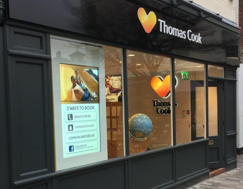 Thomas Cook cerrará 50 tiendas para adaptarse al crecimiento del online