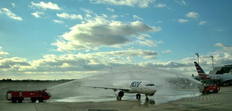 Joon toma el relevo de Air France y despega de Barcelona El Prat