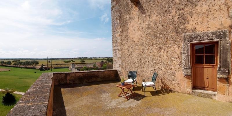 Mallorca fue la zona turística favorita para turismo rural. Son Cosmet. Foto Asociación de Turismo Rural de Campos.