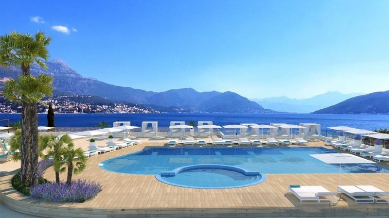 El hotel el Iberostar Herceg Novi abrirá sus puertas en mayo