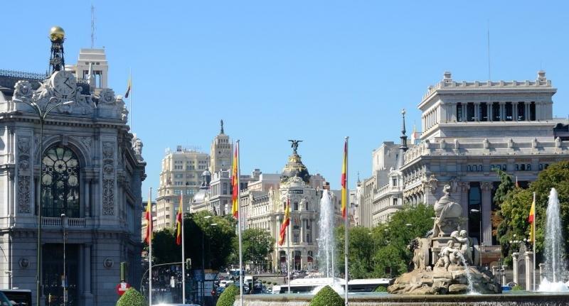 Madrid es uno de sus destinos favoritos.