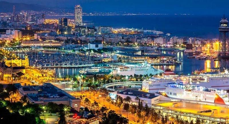 Los hoteles de Barcelona: de registrar récords a decrecer a doble dígito