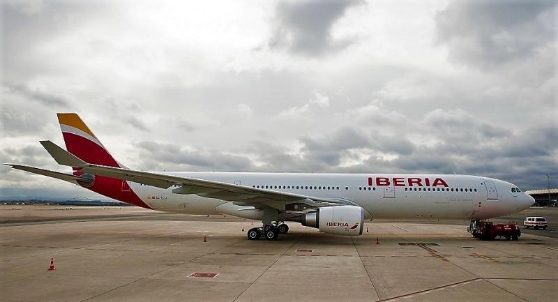 Iberia relanza su ruta a Puerto Rico en verano 2018
