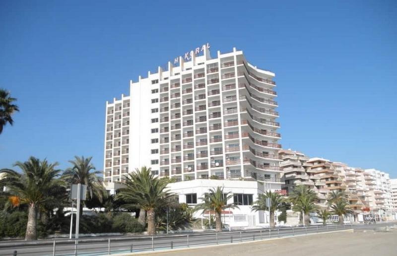 A subasta un hotel de Castellón por 7 M €